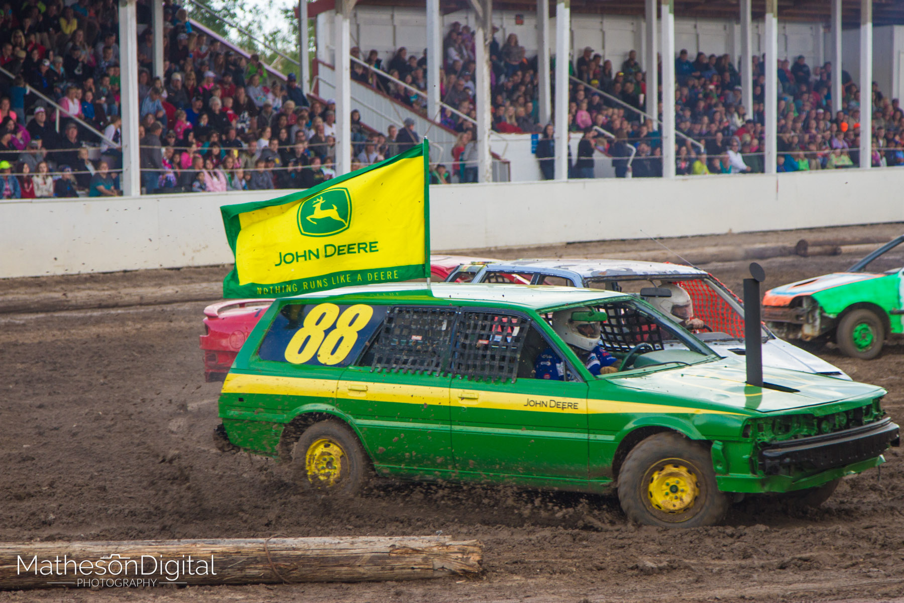 Demolition Derby Car Paint Ideas