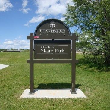 Claire Boyle Skate Park