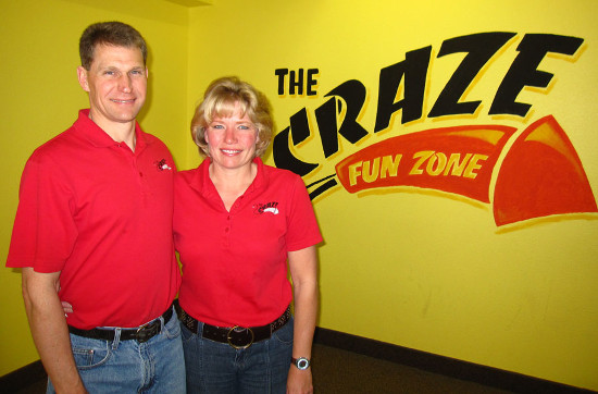 the craze fun zone