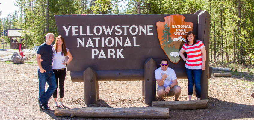 Yellowstone National Park – In one day