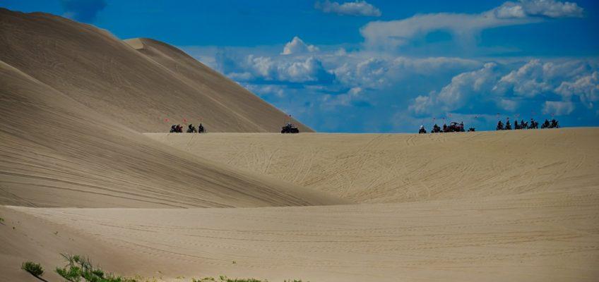 St. Anthony Sand Dunes