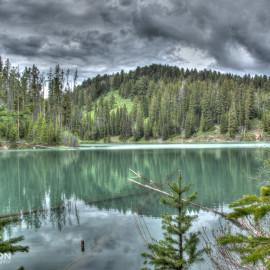 Packsaddle Lake Hike