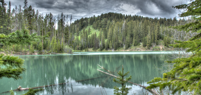 Packsaddle Lake Hike