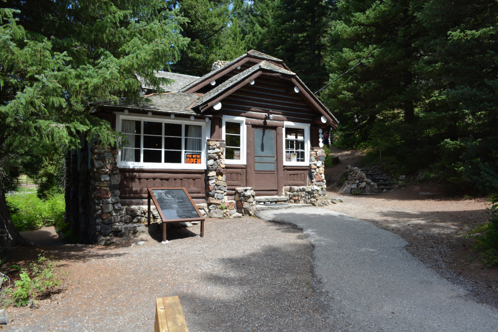 Big Springs and Johnny Sack Cabin