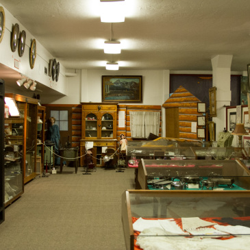 Museum of Rexburg: Home of the Teton Flood Exhibit