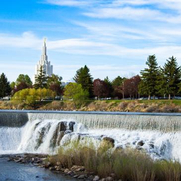 Green Belt Idaho Falls